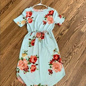 Lake Flower 🌸 SS dress